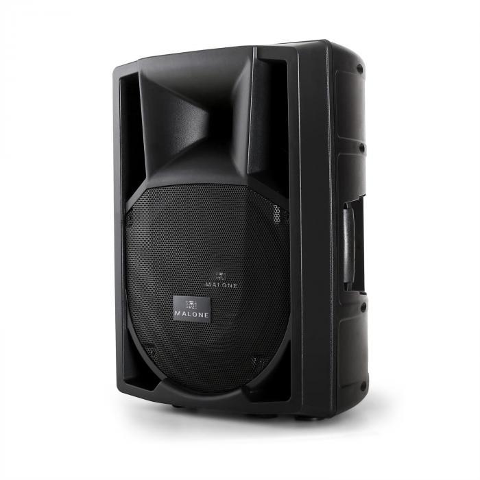 PP-2212A aktive PA-Lautsprecherbox AUX 550W