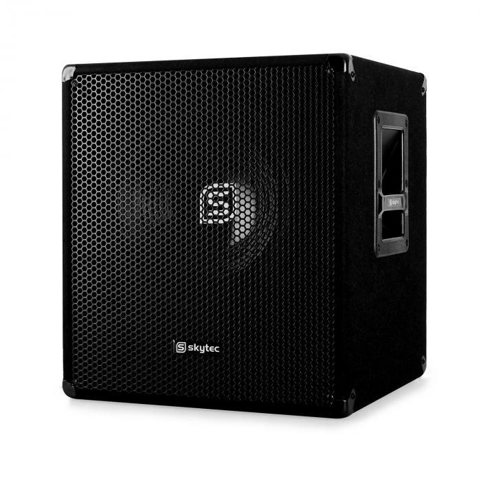 """SMWA12 Active PA Subwoofer 12"""" 500W"""