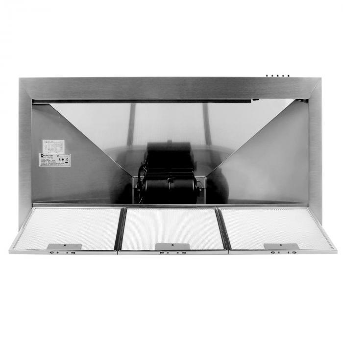 tr90ws abzugshaube mit aktivkohlefilter online kaufen elektronik star de. Black Bedroom Furniture Sets. Home Design Ideas