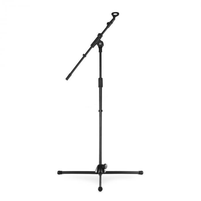 DJ PA Studio- & Bühnen Mikrofonset mit MIC-900 USB-Mikrofon, Stativ und Mikrofonabschirmung