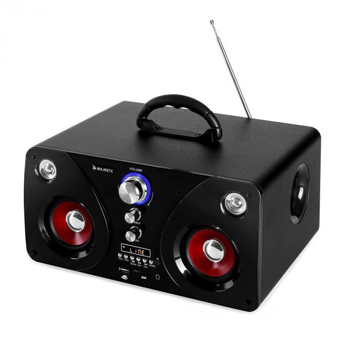 AH-238 sistema audio USB SD