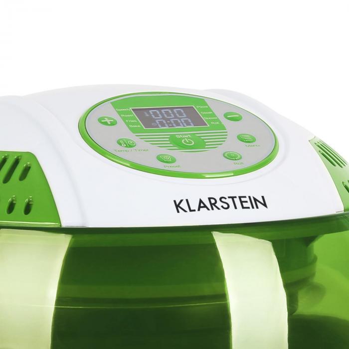 VitAir friggitrice ad aria calda 1400W 9l verde
