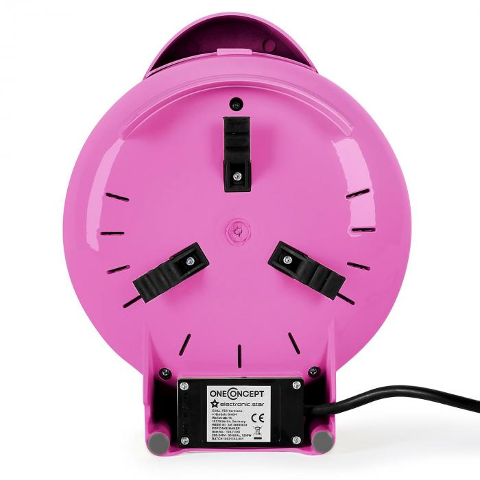 boogie pop cake maker 1300w pink online kaufen elektronik star de. Black Bedroom Furniture Sets. Home Design Ideas
