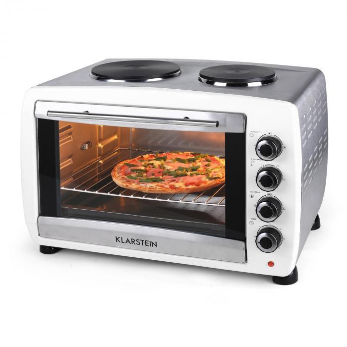 Omnichef 45HW Oven 2 Hot Plates 2000W White