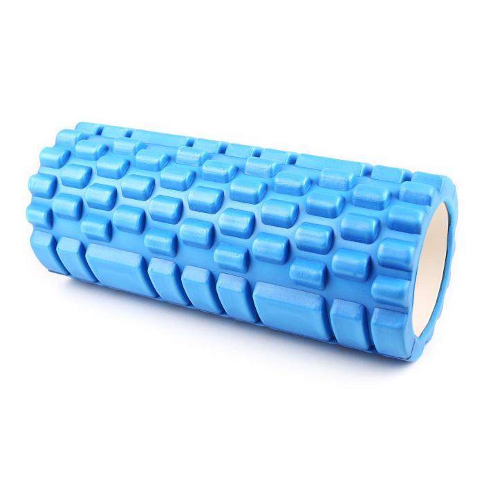 Yoyogi Foam Roller 33.5 cm Blue