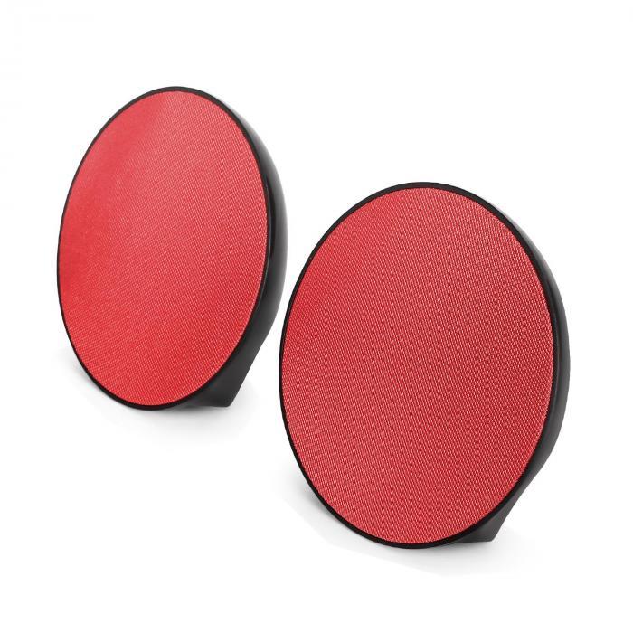 Dynasphere Bluetooth-kaiutin punainen AUX