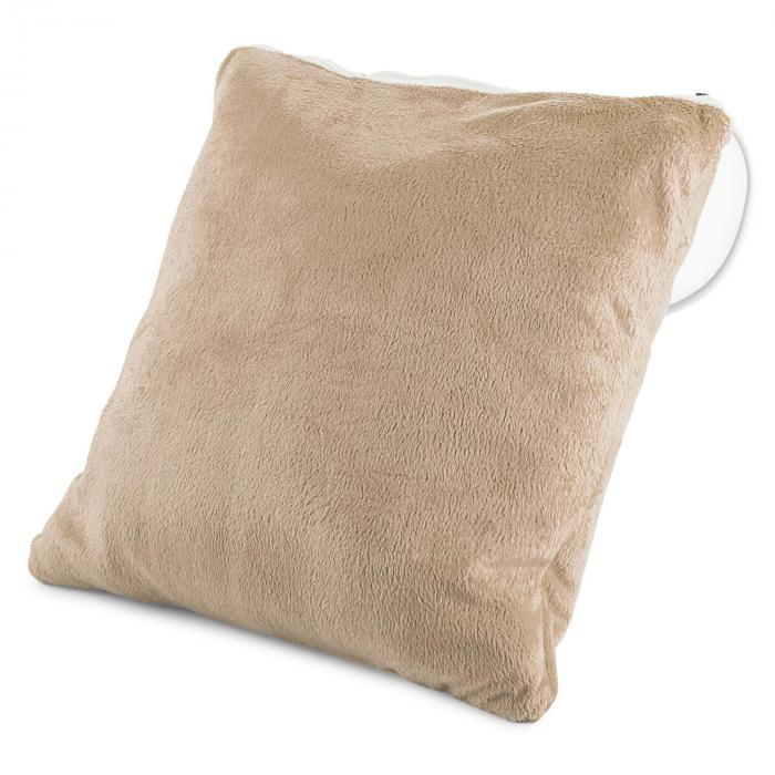Winter Dreams Cuscino Riscaldante 45W 35 x 35 Cm Pile Crema