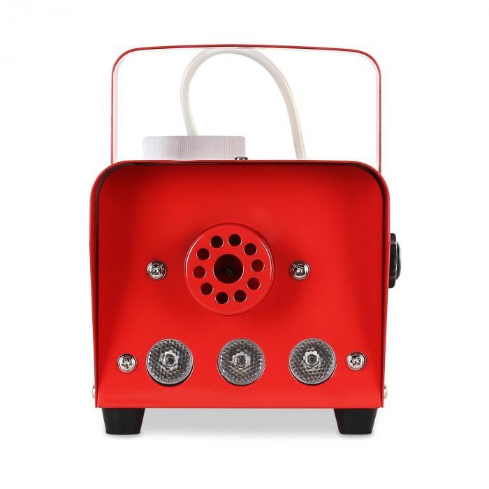 LSM400LED-RE Mini Nebelmaschine LEDs rot