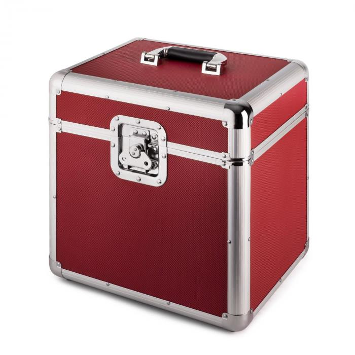 Time Capsule custodia vinili 70 pezzi LP rossa