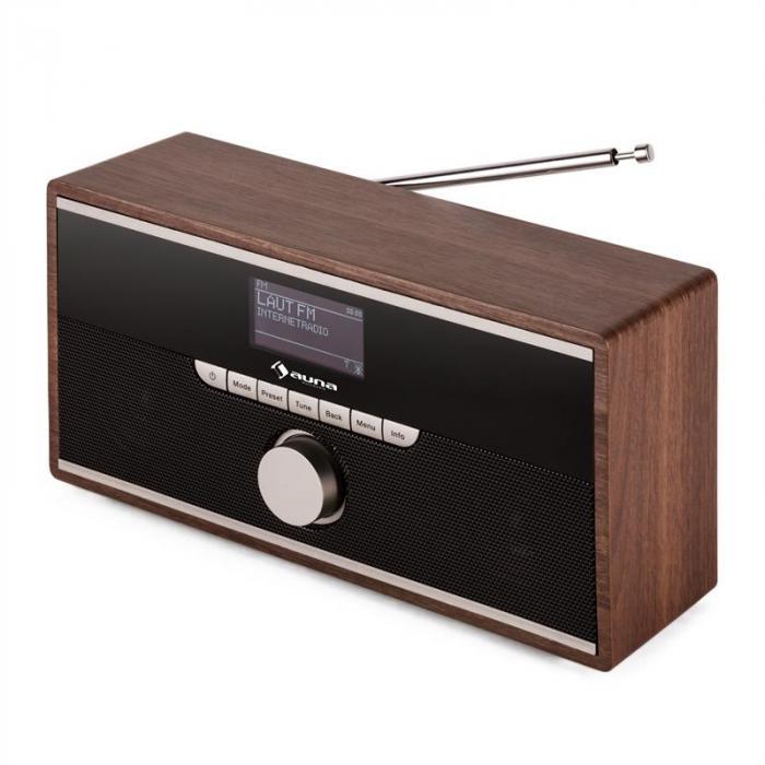 Weimar DAB-Radio radio internet bluetooth noce