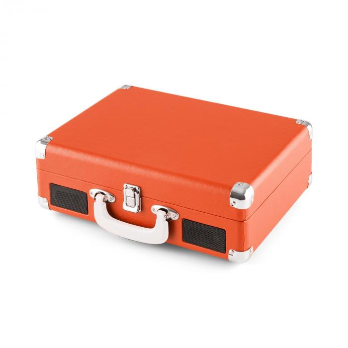 Peggy Sue retro-platenspeler LP USB - oranje