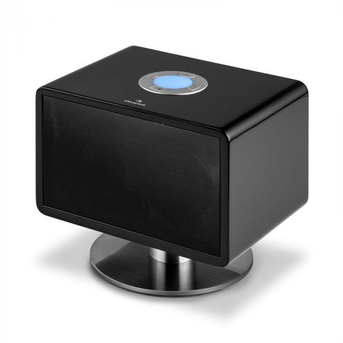 livingqube aktiver bluetooth lautsprecher 50wmax schwarz. Black Bedroom Furniture Sets. Home Design Ideas