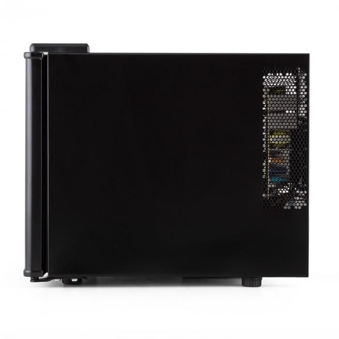 Geheimversteck minijääkaappi minibaari 17 l 50 W A+ musta