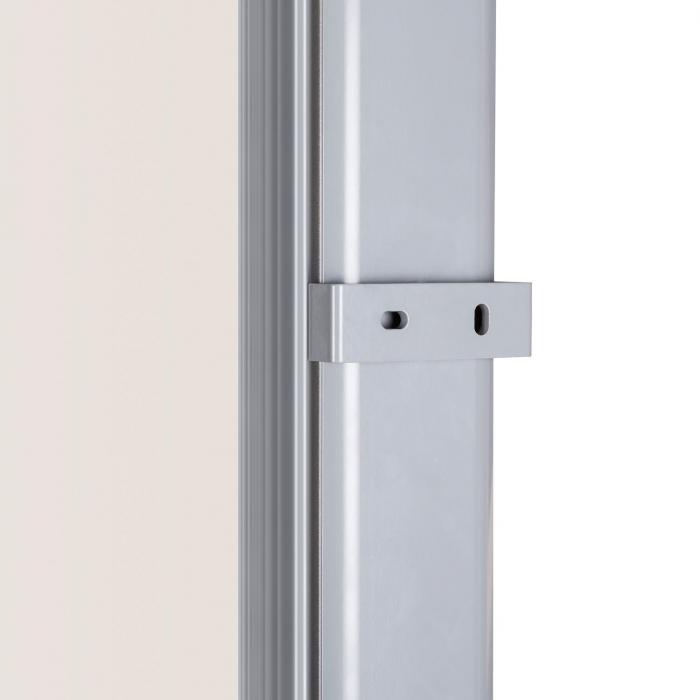 Bari 316 Side Awning Roller 300x160cm Aluminium Cream Sand