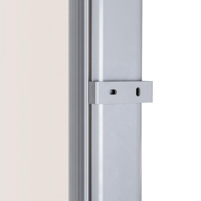 Bari 320 Sidomarkis Sidoskydd 300x200cm aluminium creme