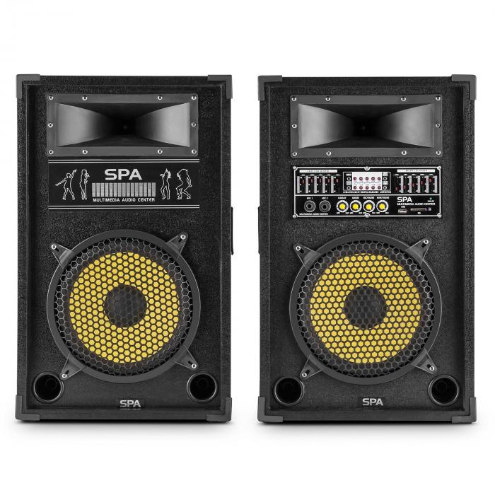 "PA Party Set ""Yellow Star 10"" 