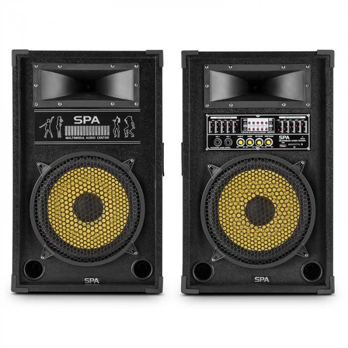"""PA Party Set """"Yellow Star 12"""" 