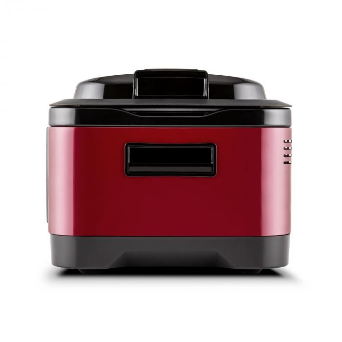 Tastemaker Sous-vide -kypsennin 6l 550 W ruostumaton teräs punainen