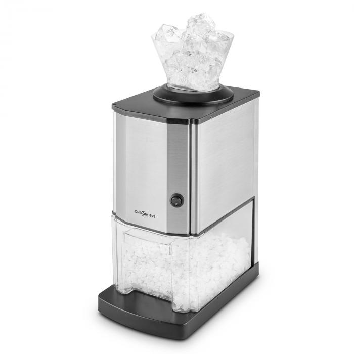 icebreaker ice crusher 15kg h 3 5liter eisbeh lter edelstahl silber online kaufen elektronik. Black Bedroom Furniture Sets. Home Design Ideas