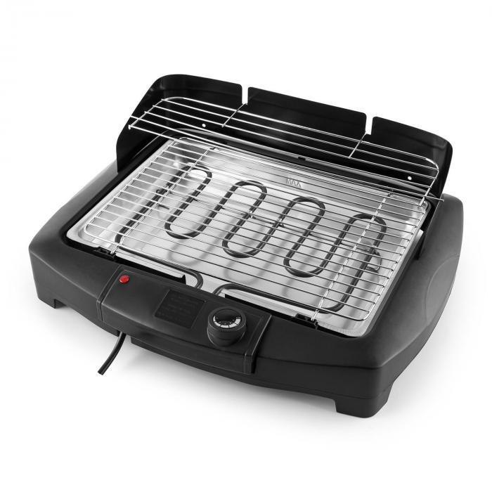 Dr. Beef II pöytägrilli sähkögrilli 2000W termostaatti