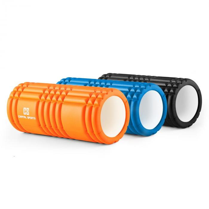 Caprole 1 Foam Roller 33 x 14 cm Orange