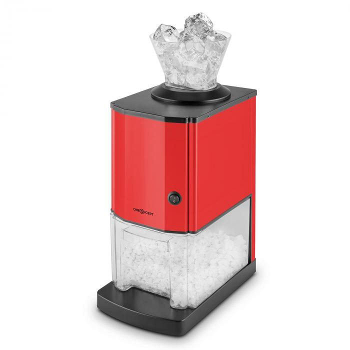 icebreaker ice crusher 15kg h 3 5 liter eisbeh lter edelstahl rot rot online kaufen. Black Bedroom Furniture Sets. Home Design Ideas
