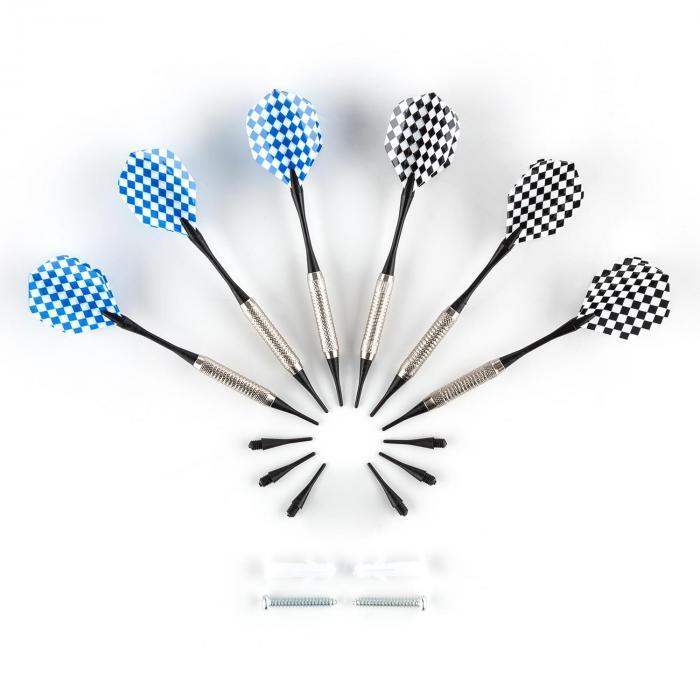 Dartomat Bersaglio Bersaglio Automatico Con Freccette Softtip 26 Giochi Sound