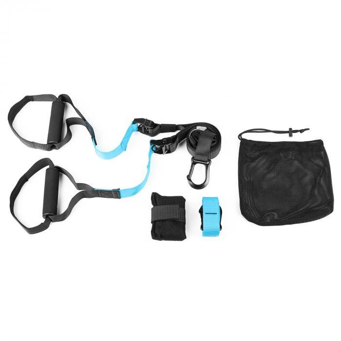Hitchrock Suspension Trainer -vastusnauhat oviankkuri sininen