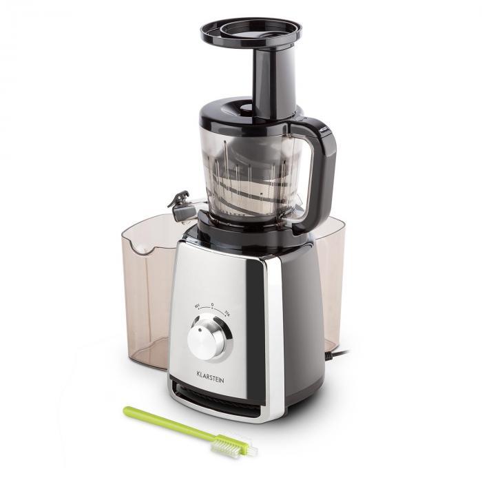 Sweetheart Estrattore Slow Juicer 150W 32U/min cromato