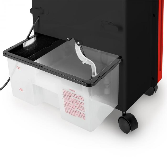 Baltic Red luchtkoeler ventilator 65 W 400 m³/h afstandsbediening