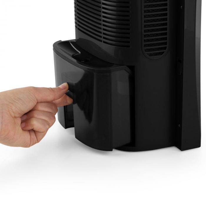 Drybest 2000 2G ilmankuivain ionisaattori 700 ml/d 70 W musta