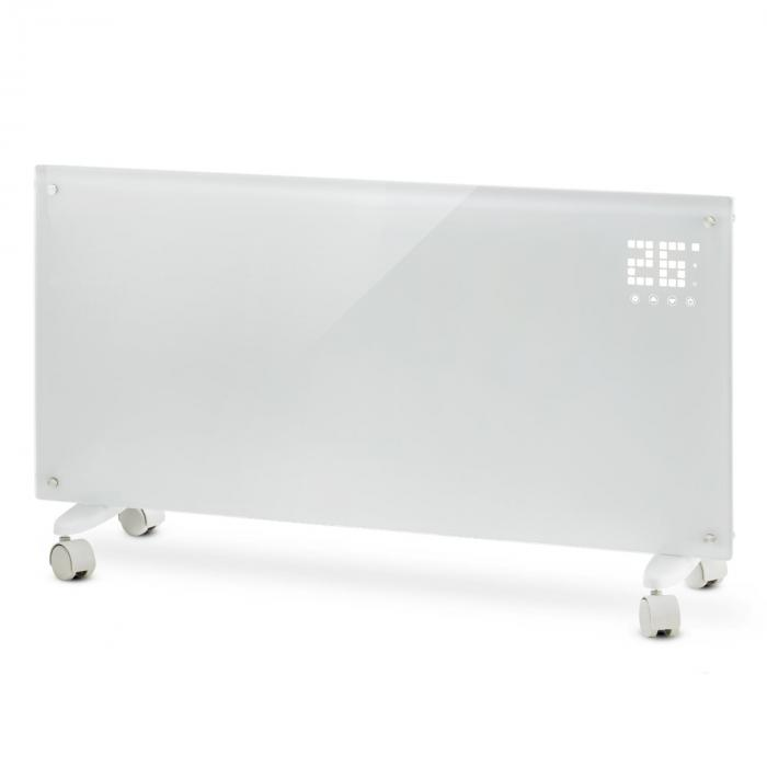 Bornholm Convecção aquecedor 2000W Display LED branco 2 configurações