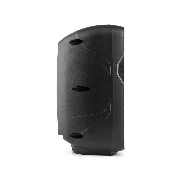 AP800A Set Altoparlanti 200W Supporti per Casse nero