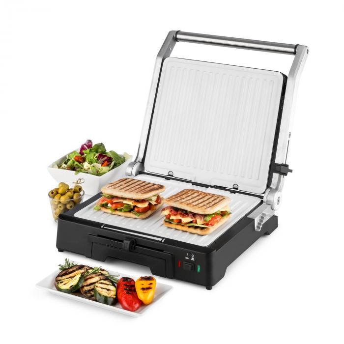 Burgermeister Griglia A Contatto 3-in-1 Piastra 2000W