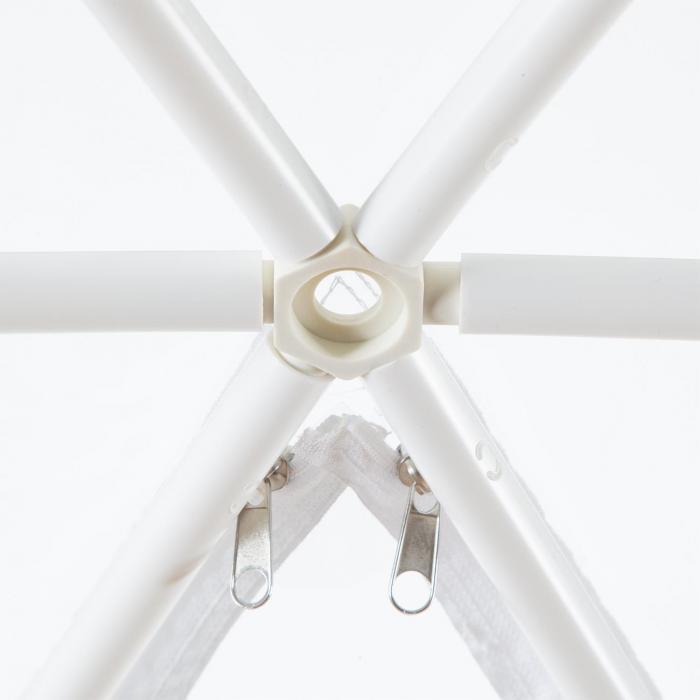 elektronik star at star dome gew chshaus 3 6x2 2m pvc gest nge plane transparent online kaufen. Black Bedroom Furniture Sets. Home Design Ideas