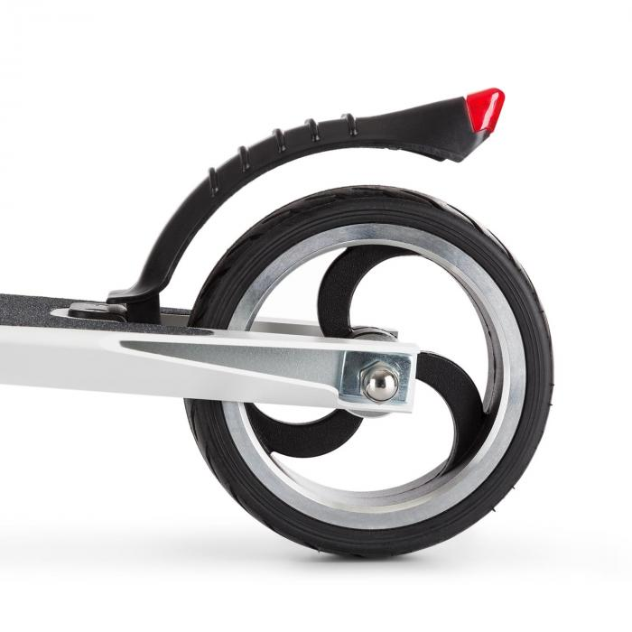 Sc8ter Elektro-Scooter Easy-Fold-Funktion 250W bis 22 km/h weiß