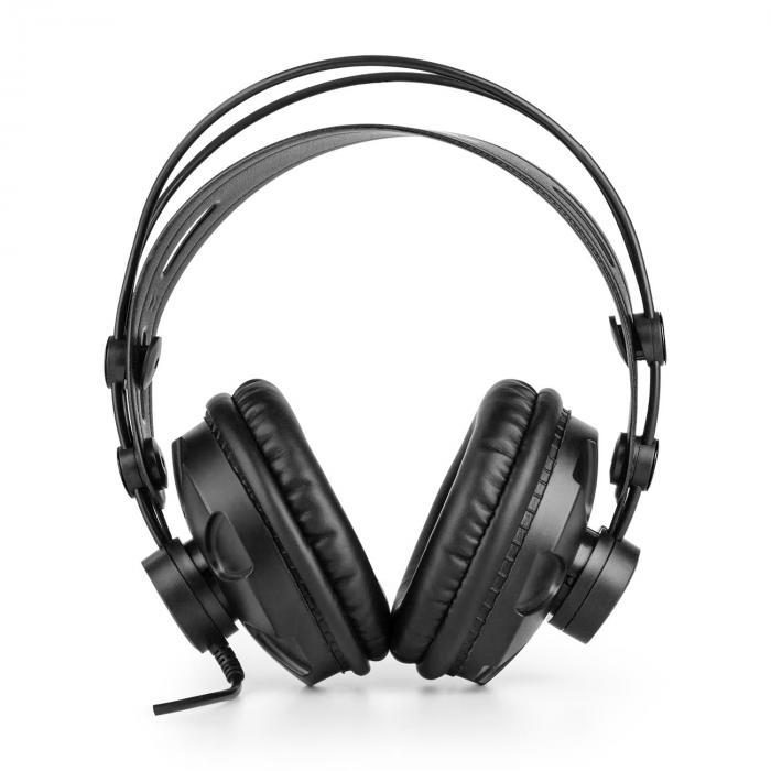 Etude 450 harjoittelukosketinsoitin kuulokkeet mikrofoni teline kosketinsoittimelle jakkara adapteri