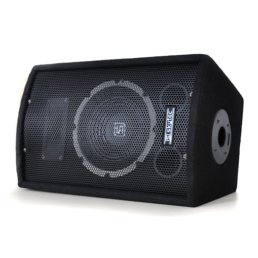 "Set DJ ""Bassbergen USB"" 4xcasse 1xamplificatore 1xmixer 2000W"