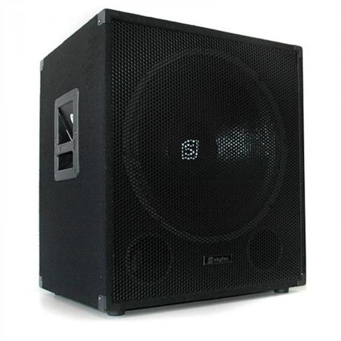 """Lewis 1600 Bass Hurricane"" DJ/PA-järjestelmä, 17.7"", 1600W"