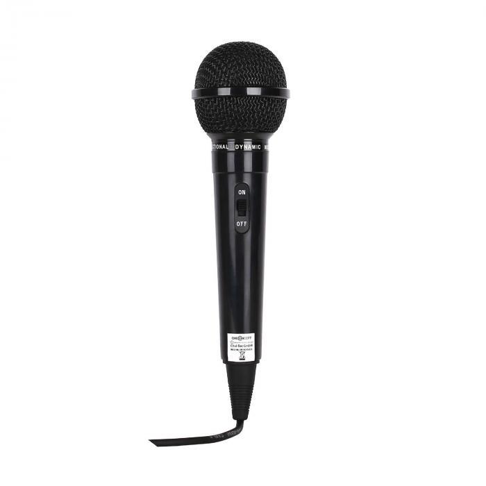 """Karaokesetti """"Rio Rumble NEO"""" vahvistin, kaiutin & 2 x mikrofoni"""