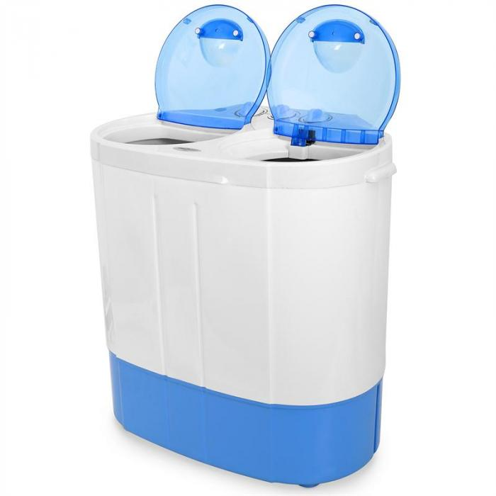 DB003 Mini Camping Washing Machine Spin 2kg Max Load