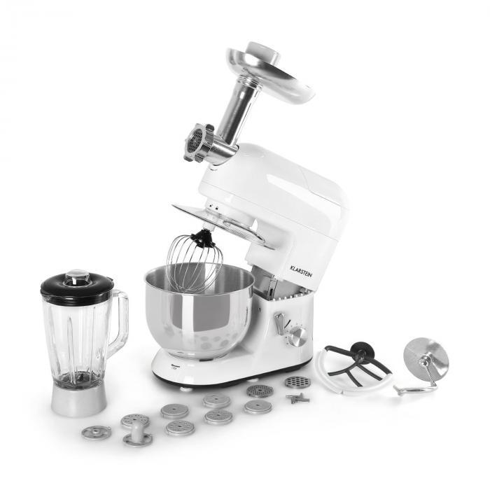 Lucia Bianca Stand Mixer Mincer 1200W 5L