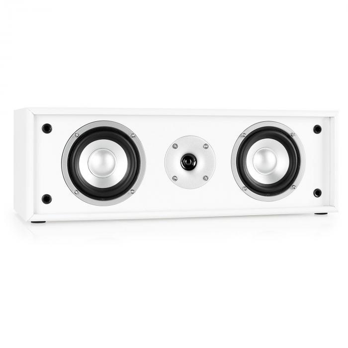 Line 300-WH 5.0 Home Cinema Hi-Fi Speaker System 265W RMS - White