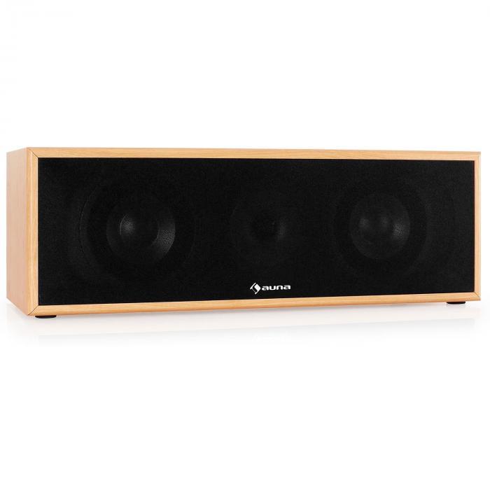 System audio 5.0 do kina domowego Auna Linie-300-BH 265W RMS