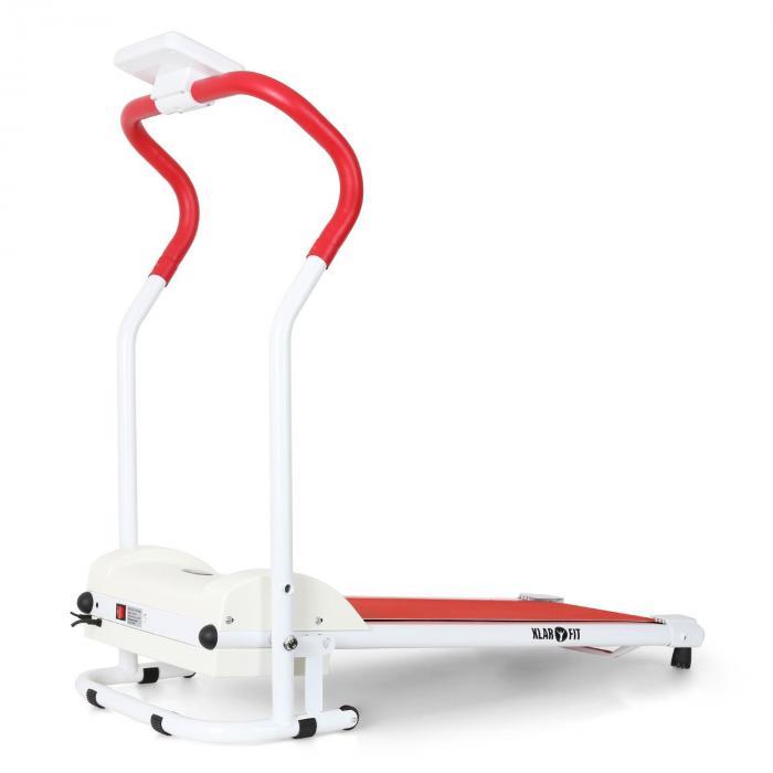 Reado Basic juoksumatto, treenitietokone, punainen