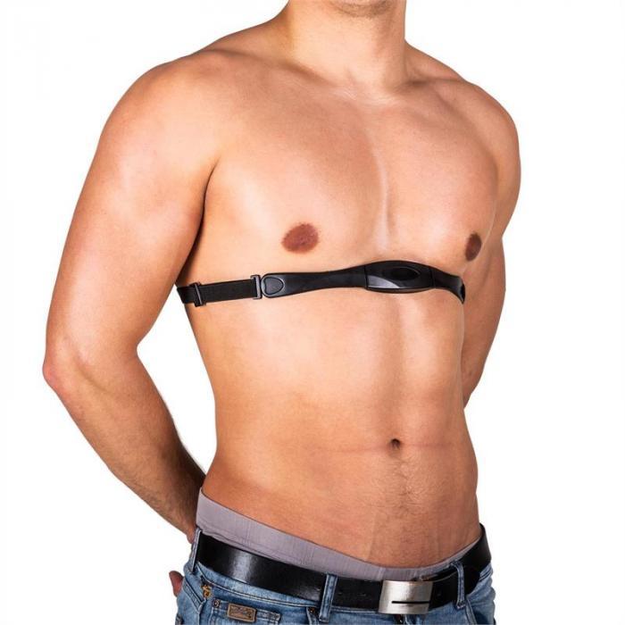Pacemaker X30 Laufband mit Pulsgurt Schwarz 22km/h 6,5PS
