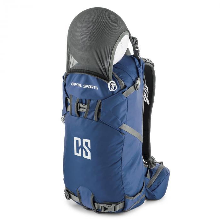 Dorsi sac à dos sport loisirs 30L étanche nylon bleu 8zv5E0I0