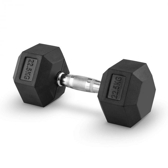 Hexbell 20 käsipainot pari 22,5kg