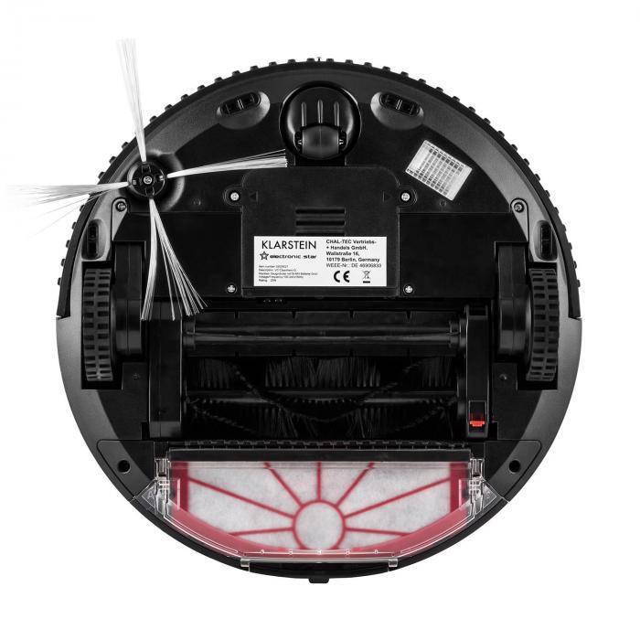 Cleanhero robotti-imuri automaatti kauko-ohjattava musta