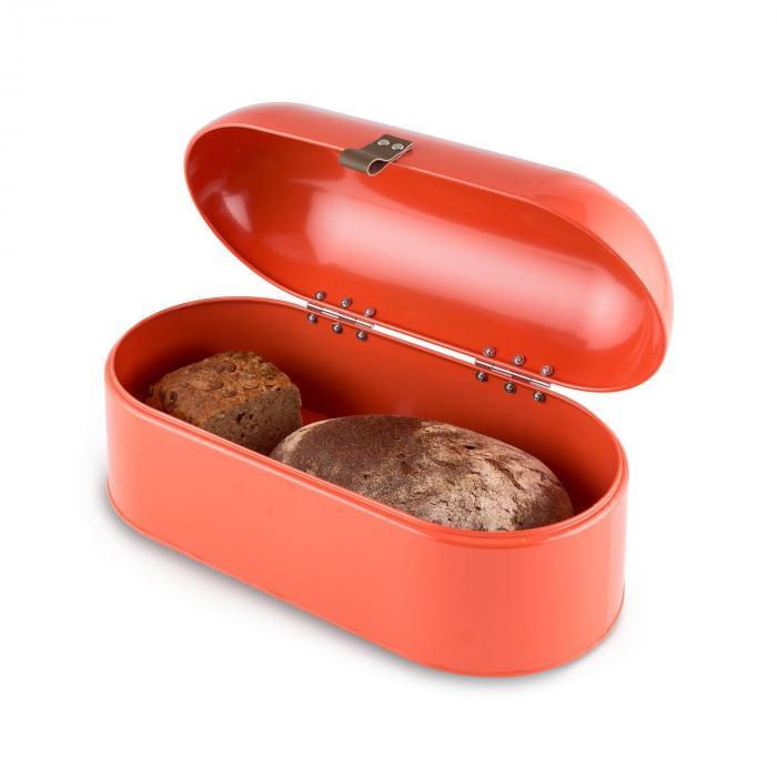 Ciabatta Rossa 2 leipälaatikko 14,5 l retro punainen